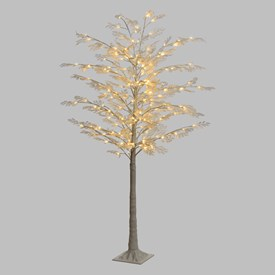 Árbol luminoso Eucalipto Led h. 1,8m