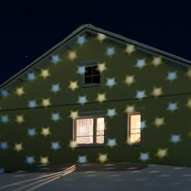 Faro Proiettore Luci Natalizie.Proiettori Di Luci Natalizie Da Esterno Luminal Park