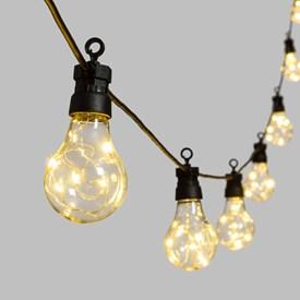 a9ed65c6126 Guirnaldas de luces Led para exteriores y jardín
