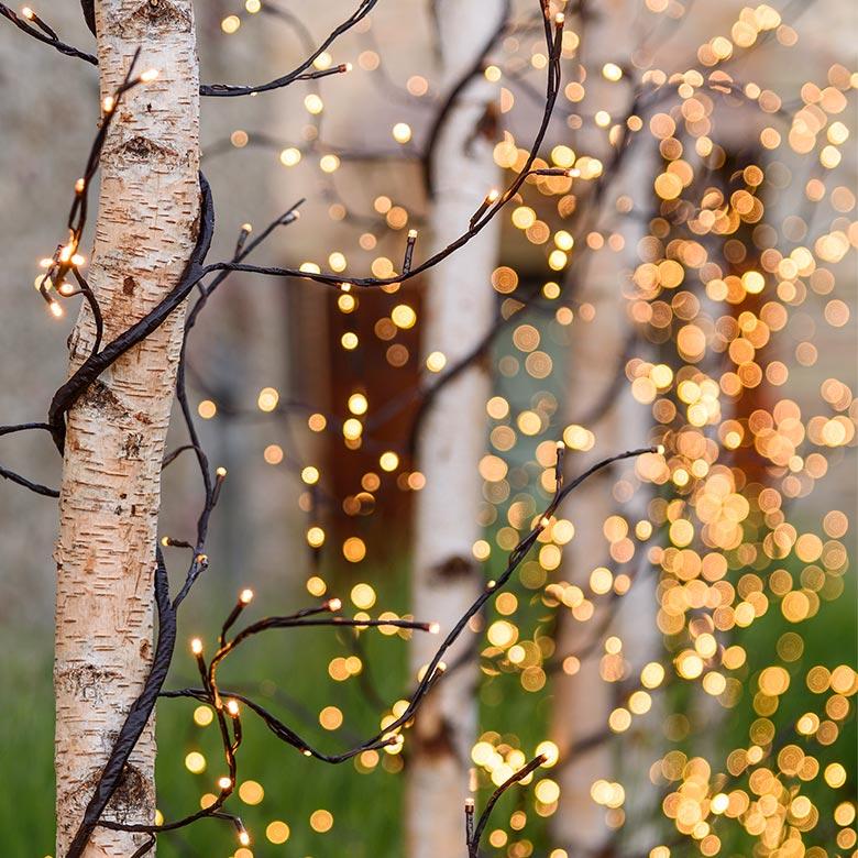 Ideen Weihnachtsbeleuchtung Außen.Weihnachtsbeleuchtung Dekos Und Lichter Luminal Park