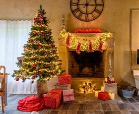 Luci di natale da esterno e addobbi natalizi luminalpark