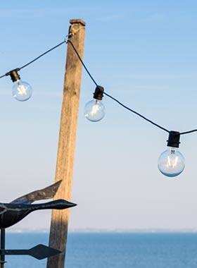 Luce Per Esterno Senza Corrente.Luci Decorative Da Esterno E Per Il Giardino Luminal Park