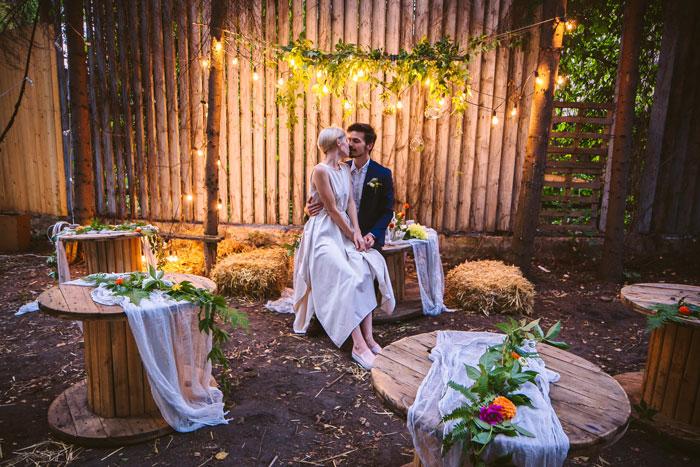 Addobbi Natalizi Matrimonio.Luci Per Matrimonio Idee Luminose Per Allestire La Location