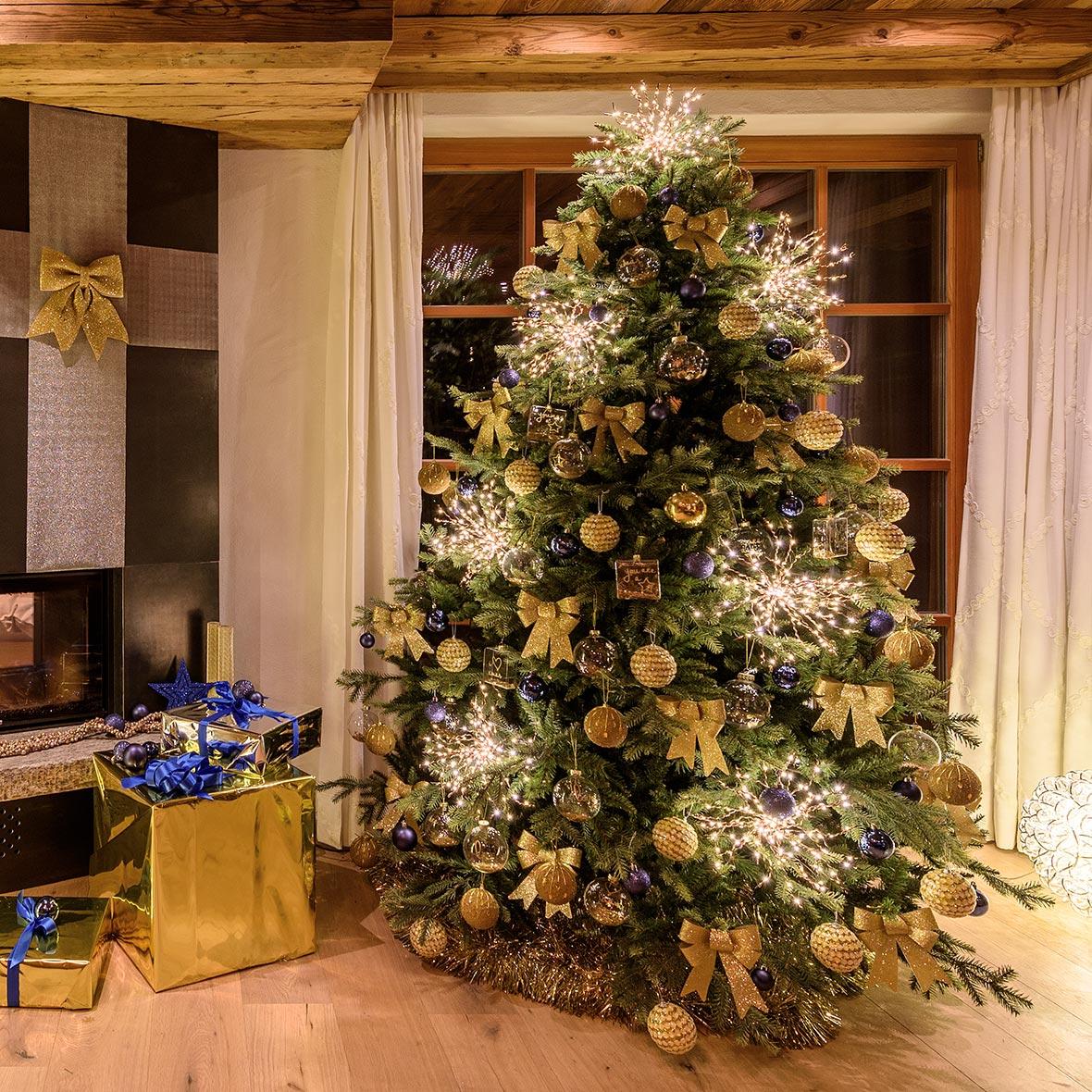 Addobbi Natalizi 2019 Tendenze.Alberi Di Natale Originali 2019 Luminal Park