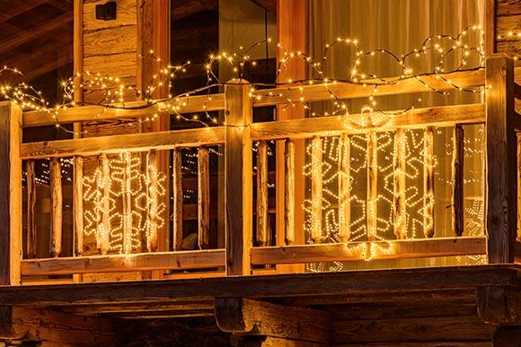Luces Navideñas 2020 Para Balcones Y Terrazas Luminal Park