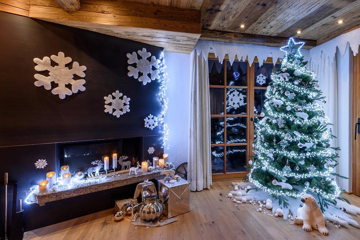 décorations de noël 2018 pour cheminée | luminal park