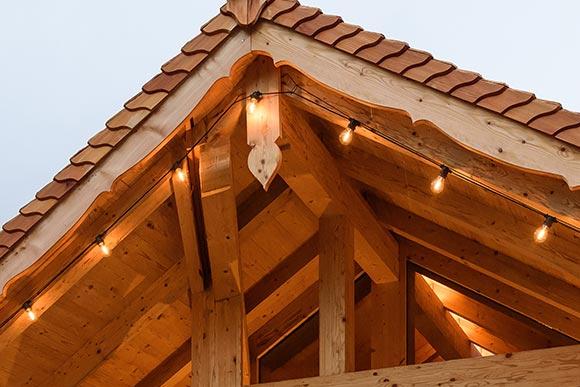 Weihnachtsbeleuchtung Für Hausgiebel.Weihnachtsbeleuchtung Für Dach U Giebel 2019 Luminal Park