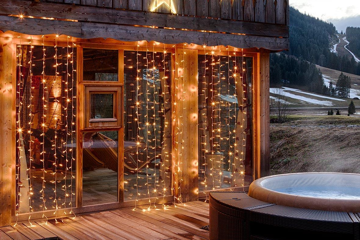 Decoraci n navide a 2019 puertas y ventanas luminal park for Decoracion de navidad para ventanas y puertas